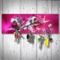 Magnetbrett – Liebe deine Stadt pink
